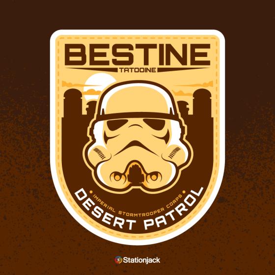 Bestine Desert Patrol
