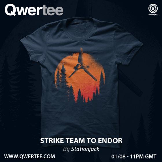 Strike Team to Endor